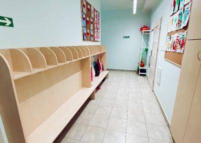 przedszkole pryawatne kraków szatnia 2